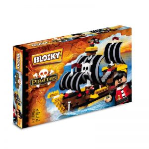 Blocky Barco Pirata 290 piezas