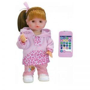Muñeca Cariñito Hola Lola Camina