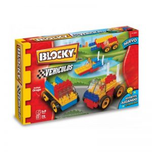 Blocky Vehiculos 2 70u
