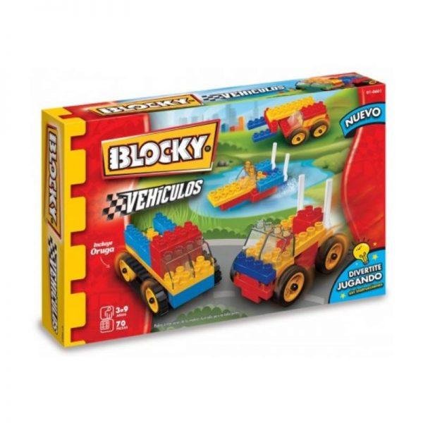 Blocky Vehiculos 2 70u