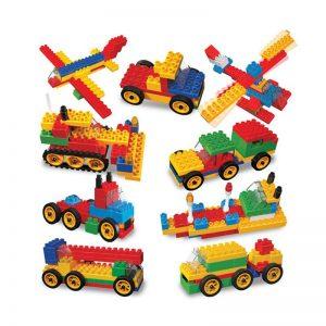 Blocky Vehiculos 3 140u