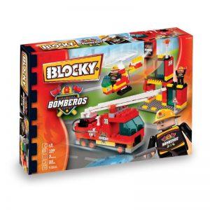 Blocky Bomberos 2 150u