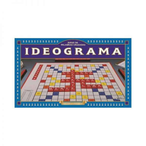 10801 Implas Ideograma Azul