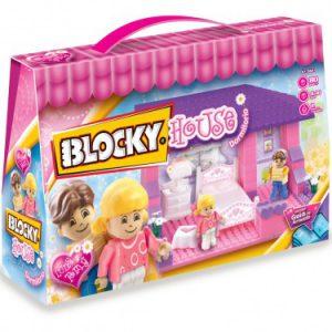 11150 Blocky House Dormitorio 80u