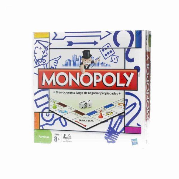 12654 Monopoly Familiar Toyco
