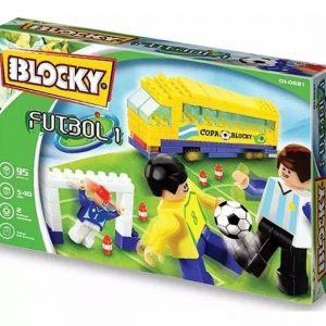 Blocky Futbol 1 95 piezas