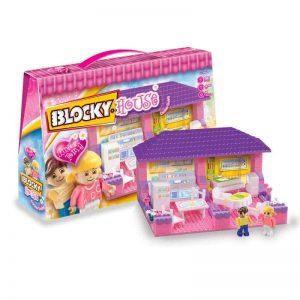 Blocky House Cocina Living 90u