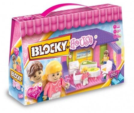 Blocky House Living 80