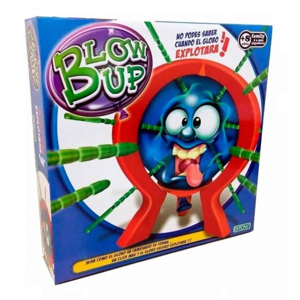 Blow Up Game