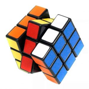 Cubo Magico En Caja Magic Cube