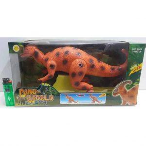 Dinosaurio Con Luz Y Sonido Dino World
