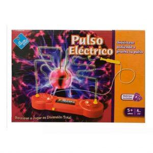 Juego De Equilibrio Pulso Electrico