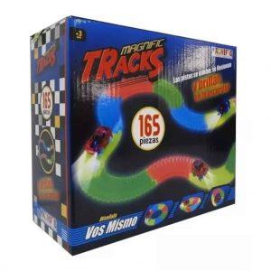 La Kobra Pista Magnific Tracks 165 Pzas