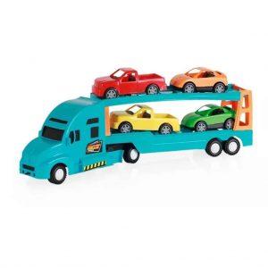 Lionels Camion Transp 4 Autos
