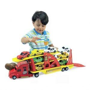 Lionels Transporte 10 Autos