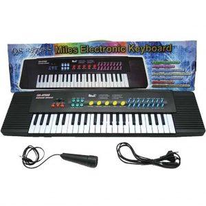 Organo Qs 37385 Miles Electronic Keyboard
