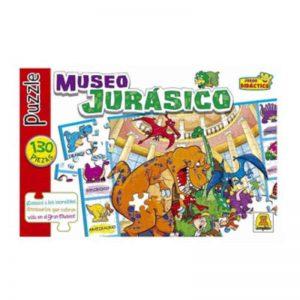 Puzzle Museo Jurasico x130