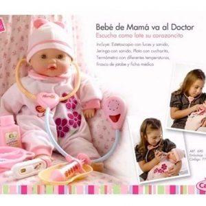 Bebe de Mama va al doctor