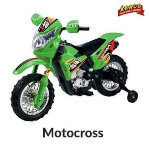 Motocross a batería