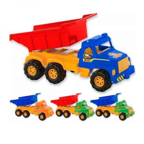 Duravit Camion Volcador Grande