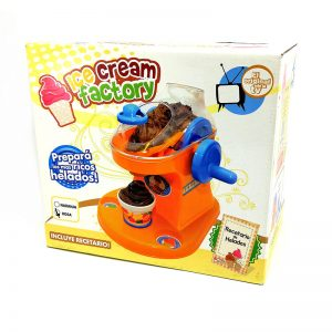 Fabrica De Helados Ice Cream Factory