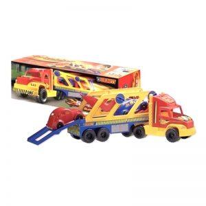 Camion Super Truck Duravit Con 2 Autos