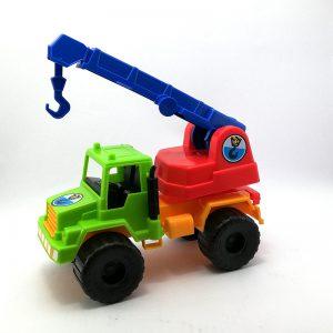 Camion con Guinche Chico Duravit