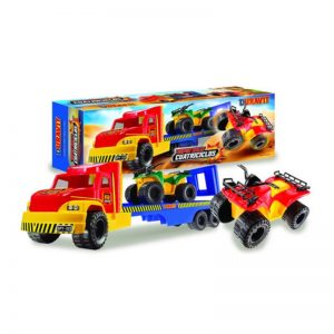 Duravit Camion Transporte Cuatriciclos