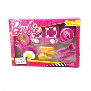 Barbie Set Cocina con anafe