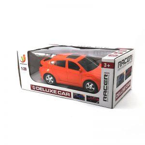 Auto Radio Control 4 Canales Deluxe Car