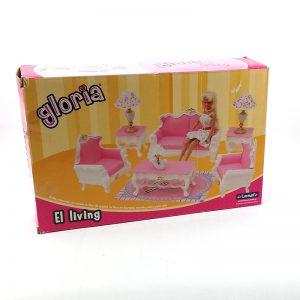El Living de Gloria