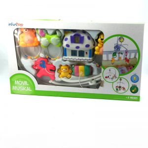 Movil Musical plastico Infantoys