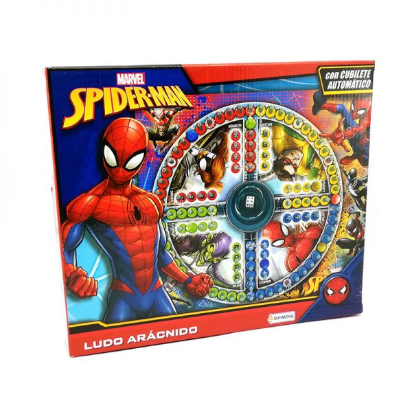 Ludo Matic Spiderman