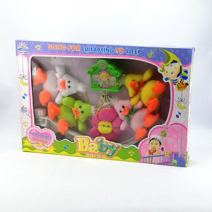 Movil Musical Cunero Peluche