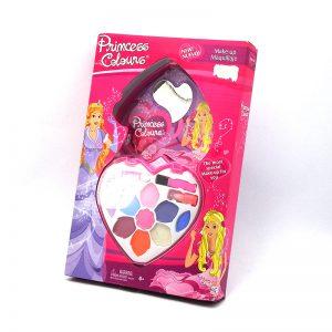 Set Cosmeticos En Caja Princess Colours