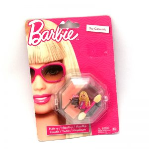 Barbie Set Maquillaje Toy Cosmetic