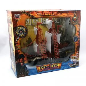 Set Barco Pirata Legends