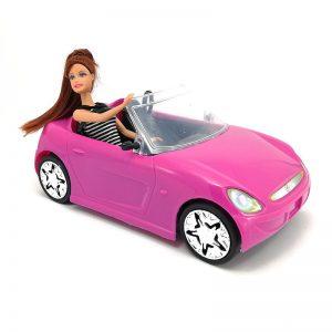 Auto Fashion Barbie