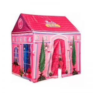 Barbie Casita Fashion 2 En 1