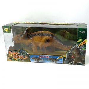 Dinosaurio Camina Luz Y Sonido