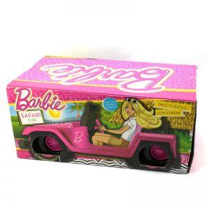 Auto Jeep Barbie Safari