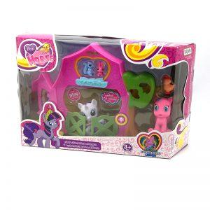 Pony Con Establo