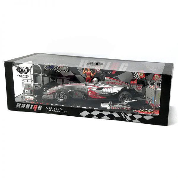 Auto F1 Ferrari Friccion
