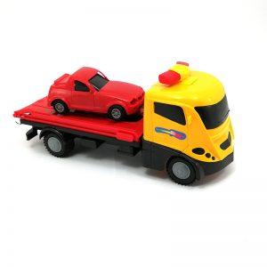 Camion Rescate Maxi Lionels con 1 Auto