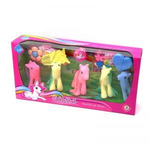 Pony X5 Familia De Ponys
