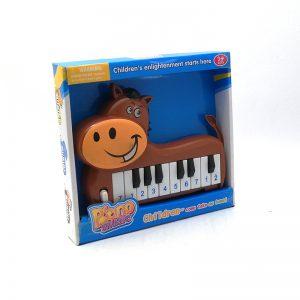 Piano Musical Caballo