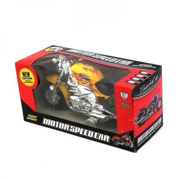 Moto Friccion Motor Speed Car