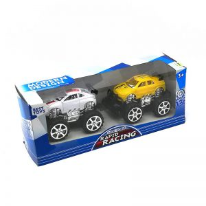 Camioneta x2 Rapid Racing