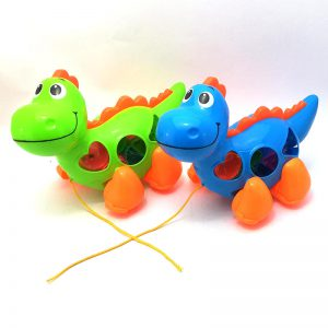 Dinosaurio Arrastre Toys Funny