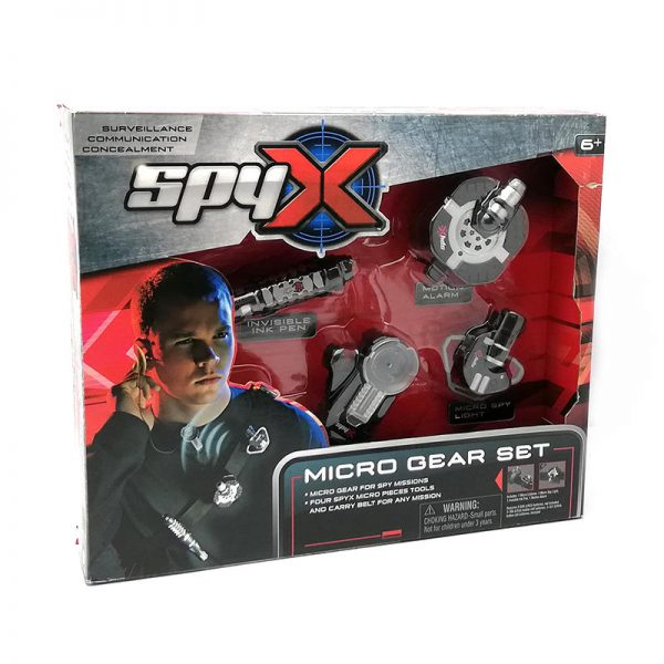 Set De Espia Micro Gear Set